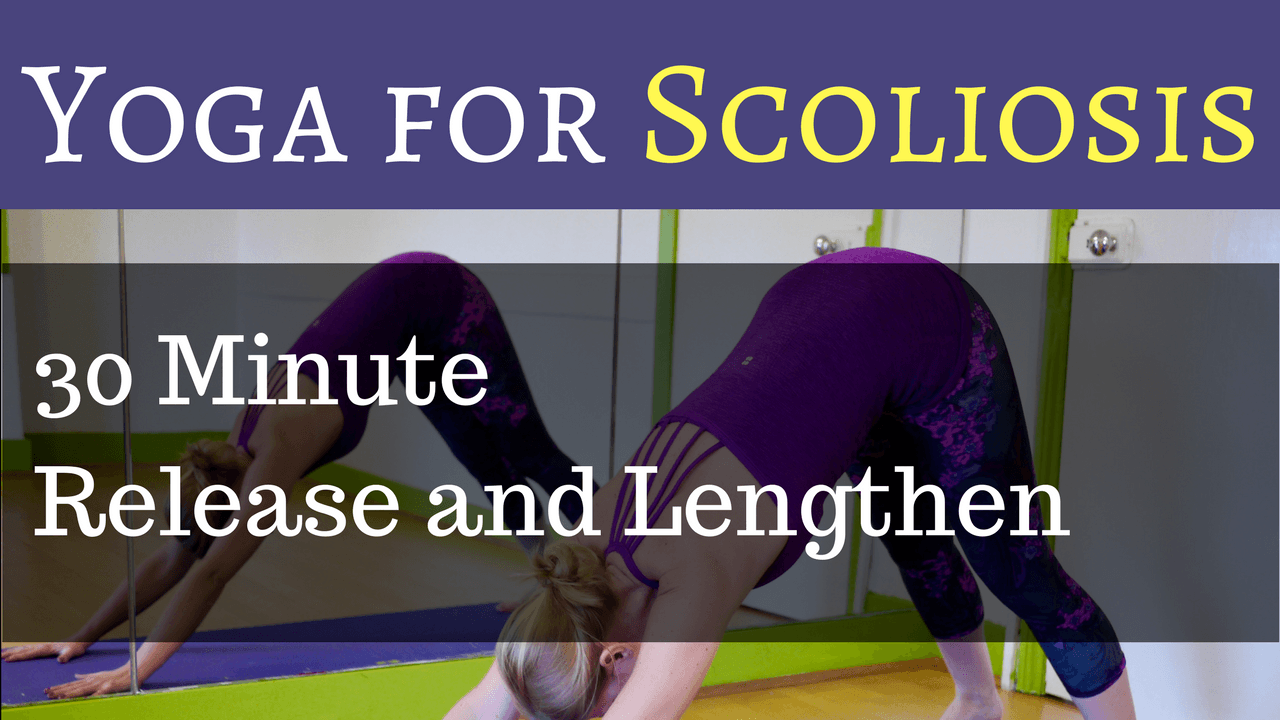 Yoga for Scoliosis - Yogaberry